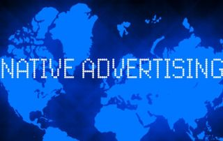 Native Advertising erobert die Welt
