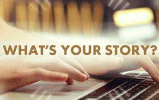 Und was ist Ihre Story?