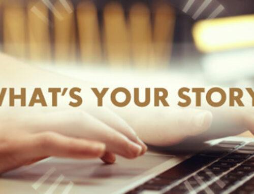 Und was ist Ihre Story …? Tipps für Ihren Weg zu gutem Content