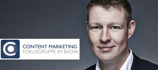 Content Marketing im BVDW: Matthias Wesselmann (fischerAppelt) - Airmotion Media