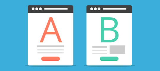Glossar Content Marketing: A/B-Test - Airmotion Media