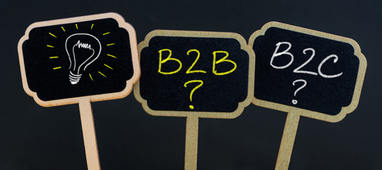 Glossar Content Marketing: B2B / B2C - Airmotion Media