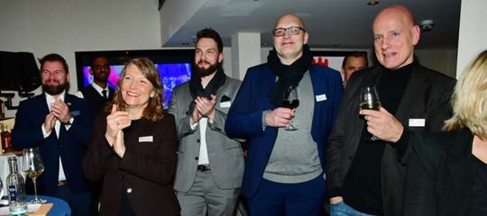 Speakers Night 2018 Hamburg - Atmosphäre - Airmotion Media