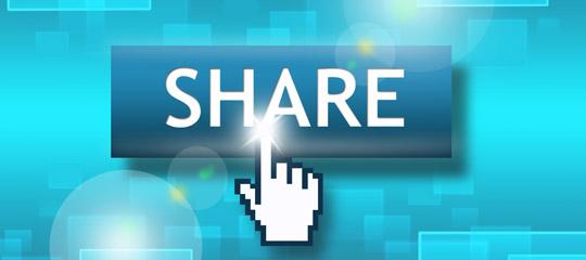 Content-Marketing-Trick für mehr Traffic: Share Buttons und Feeds - Airmotion Media - © Foto: Crystal Eye Studio/Shutterstock