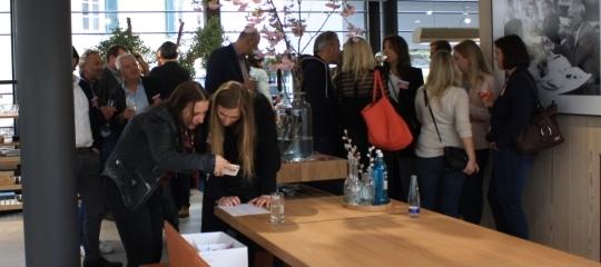 MediaWorks After 5 Vol. 3: Im Showroom von bulthaup in München.