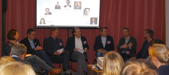 MediaWorks After 5 Vol. 3: Die Panel-Diskussion zum Content Marketing.