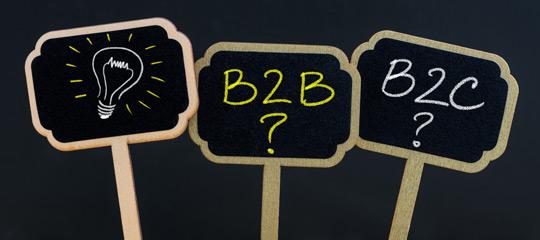 Wissensbasis/Glossar: B2B / B2C – Airmotion Media
