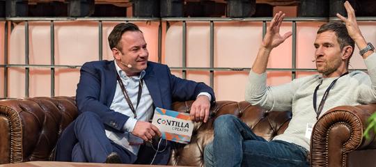 Die Jubiläums-CMCX 2020: René Kühn und Moderator Micky Beisenherz feiern – Airmotion Media