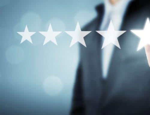 Eine Frage der Strategie: Der Umgang mit Bewertungsportalen 1-2-3-4-5 Sterne –  wer im Netz Feedback zu Unternehmen gibt, handelt nicht immer rational