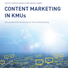 Cover Whitepaper Content Marketing in KMUs