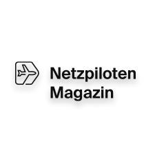 Logo Netzpiloten Magazin