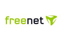 Logo Freenet farbig