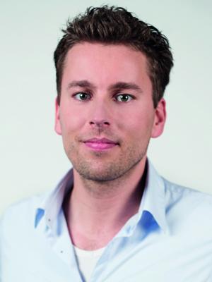 Portraitfoto Patrick Klingberg